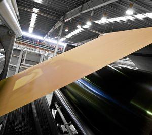 España supera los 5.000 M m2 de producción de cartón ondulado en 2017