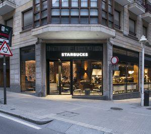 Starbucks abre un tercer local en Bilbao
