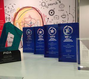 Sealed Air gana cuatro premios de la WPO