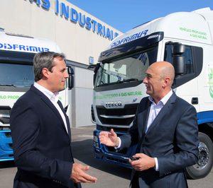 Disfrimur renueva su flota con 40 camiones a gas natural