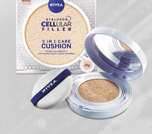 Beiersdorf cuida la piel madura con Cellular Hyaluron Filler Cushion 3 en 1