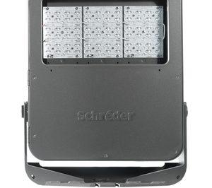Schréder presenta su nueva luminaria exterior Omniflood