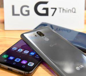 LG G7ThinQ, disponible en España en junio