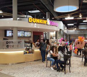 Dunkin Coffee suma su segundo local en Alicante