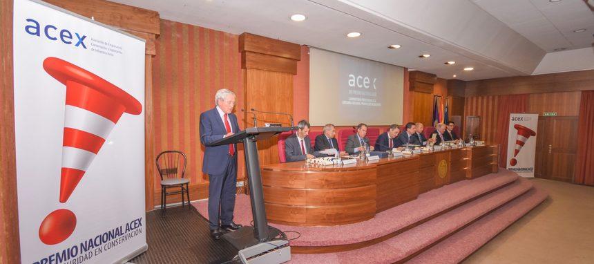 Acex reclama un pacto nacional de infraestructuras