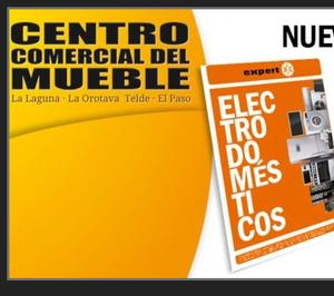 Centro Comercial del Mueble baja ventas en electro
