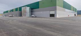 Concluido el nuevo almacén logístico de Saica Pack en Sant Esteve Sesrovires