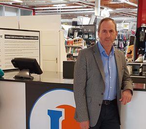 P. Rigault (E. Leclerc): Es difícil que un híper tenga buenas ventas en un centro comercial
