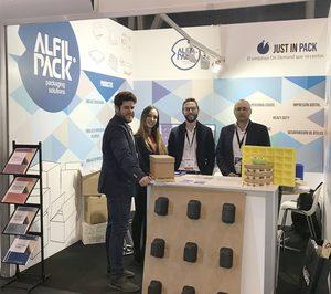Alfilpack presenta su solución Just in Pack