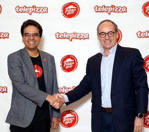 Telepizza y Pizza Hut anuncian una alianza estratégica para su crecimiento internacional