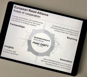 Fnac Darty y MediaMarkt estrechan su alianza, ahora en compras