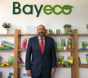 Javier Mori, director comercial para Retail en Limpieza Ecológica