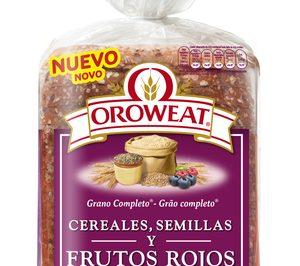 Grupo Bimbo lanza su pan multisemillas con frutos rojos