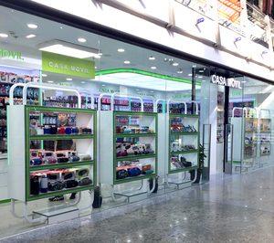 Casamóvil abre una tienda en el c.c. Príncipe Pío de Madrid