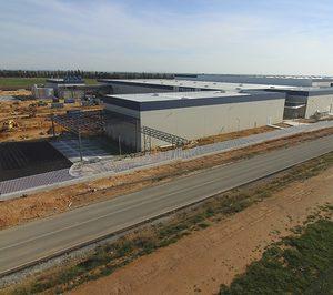 Grupo Ybarra ya envasa el aceite en su nueva fábrica