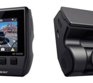 Pioneer presenta la cámara de salpicadero ND-DVR100