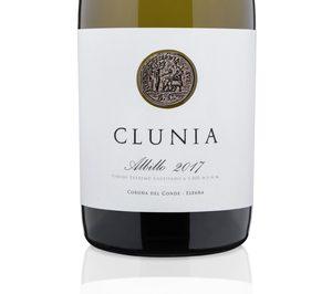 Clunia lanza su primer vino blanco albillo
