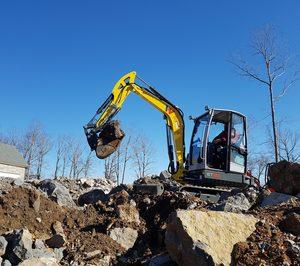 Wacker Neuson lanza dos nuevas excavadoras