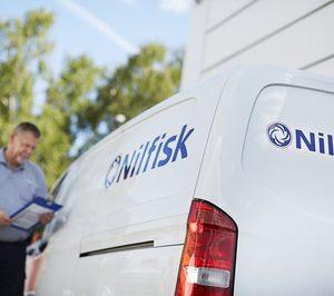 Nilfisk cierra el primer trimestre con +1,3%