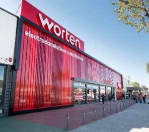 Worten mejora sus ingresos un 8% en el primer trimestre