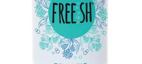 La Finestra entra en el segmento de tónicas ecológicas con Free.sh