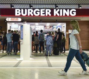 Burger King embarca en el aeropuerto de Sevilla de la mano de Areas