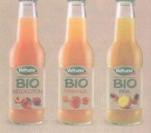 Juver entra en zumos ecológicos con la marca Valfrutta