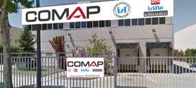 El grupo Comap se reorganiza en España