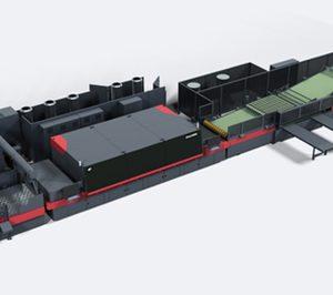 The Delta Group adquiere la impresora de cartón ondulado EFI Nozomi