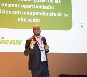 Enrique Martín (Covirán): Nuestro nuevo modelo va a suponer la creación de grandes centros de distribución