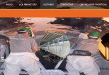 La cordobesa Ace Refractory compra una ingeniería belga