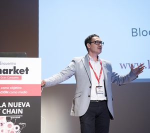 """Alfonso Peña (IBM): """"El blockchain es una revolución que está transformando la cadena logística"""""""