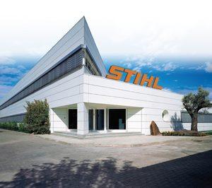 Stihl estrenará su nuevo almacén logístico en otoño
