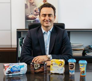 """Lluís Farré, (Lactalis Nestlé España): """"placer, tendencias y renovación marcan nuestra estrategia"""""""