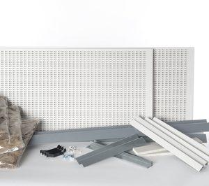 Knauf lanza nuevo sistema de paneles acústicos personalizables