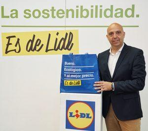 Lidl dejará de vender bolsas de plástico este año