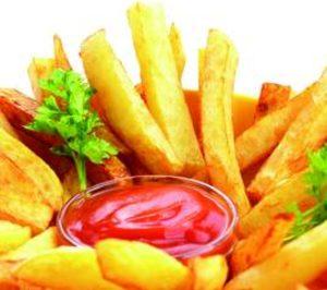 La patata prefrita en caída en distribución organizada