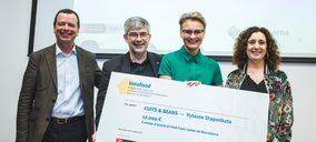 La startup Cuït&Beans gana el primer premio Innofood de Mercabarna