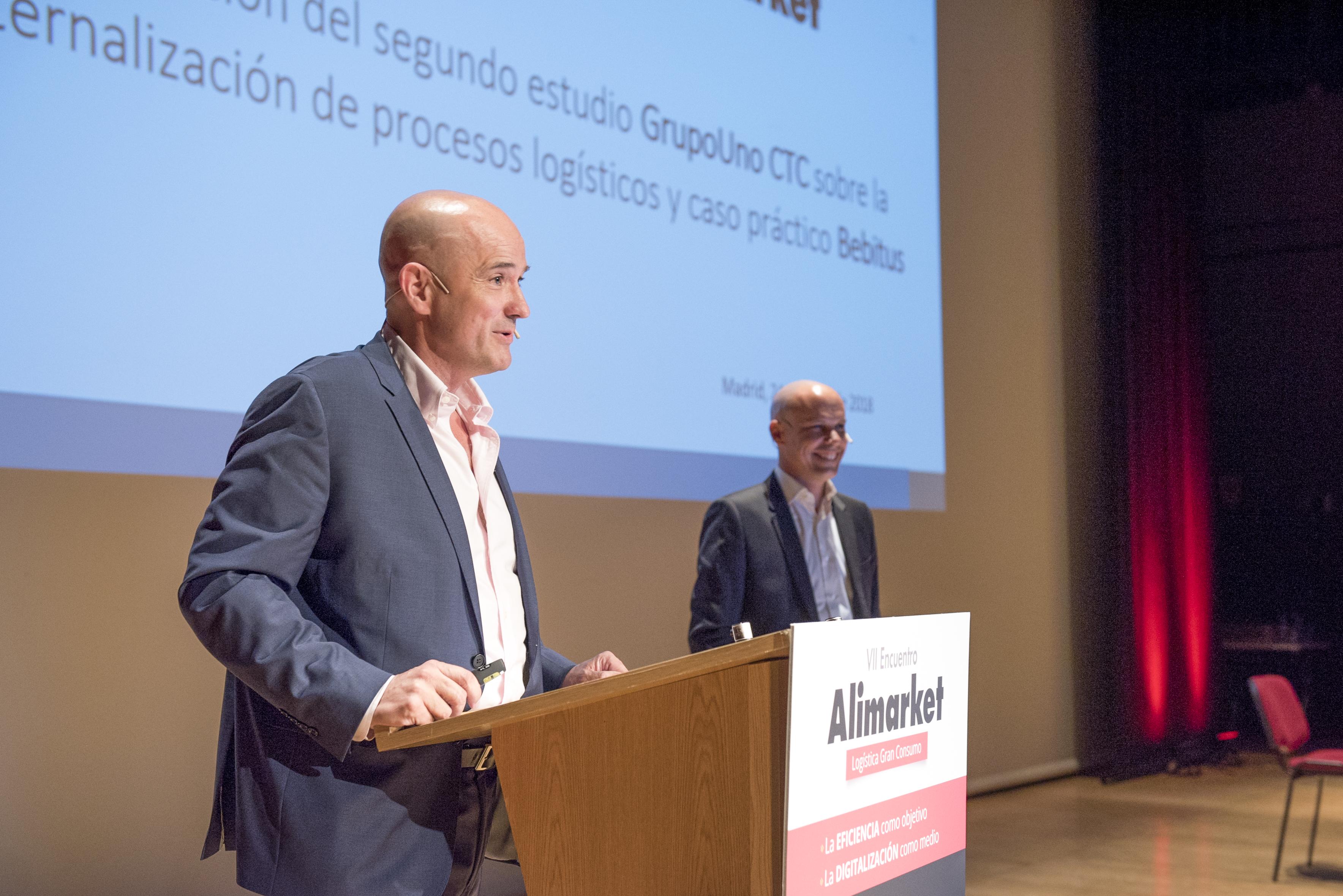 VII Encuentro Alimarket Logística Gran Consumo: Llega la nueva supply chain