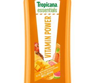Tropicana presenta una nueva línea de zumos de frutas y verduras