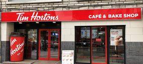 Tim Hortons abre una nueva cafetería en Madrid