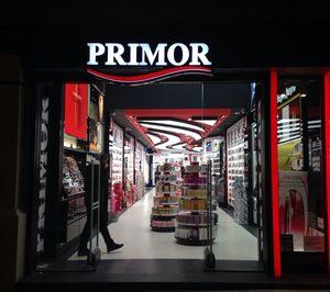 ¿En qué provincias ha entrado Primor en los primeros meses del año?