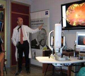 El Miguel Servet de Zaragoza incorpora un nuevo retinógrafo