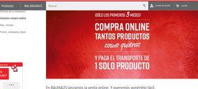 Bauhaus lanza su tienda online