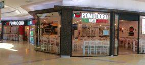 Pomodoro suma seis aperturas en mayo y prepara su llegada a Galicia y Aragón