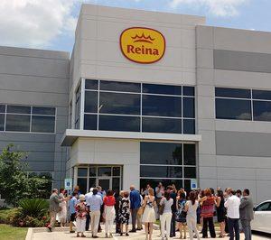Postres Reina inaugura planta para alcanzar las 7.000 t en Estados Unidos