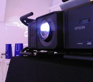 Epson, líder en sistemas de proyección en EMEAR