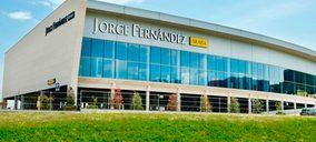 Jorge Fernández ampliará instalaciones en Bizkaia