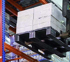 Palés en rack: Sistema de almacenaje para aumentar la rentabilidad