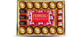 Ferrero avanza en España y Portugal y registra un negocio récord